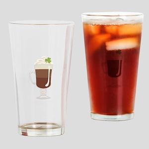 Irish Coffee Drinking Glass