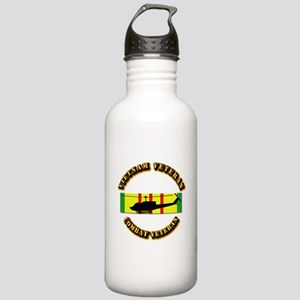 Vietnam - AVN - Air As Stainless Water Bottle 1.0L
