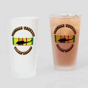 Vietnam - AVN - Air Assault Drinking Glass