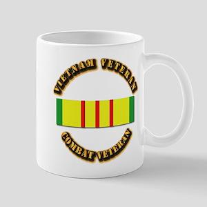 Vietnam Veteran - Service Medal Mug