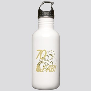 70 And Fabulous (Glitt Stainless Water Bottle 1.0L