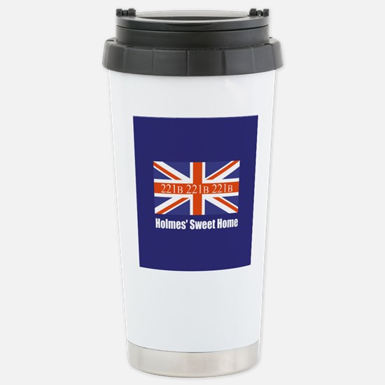 Holmes' Sweet Home Travel Mug