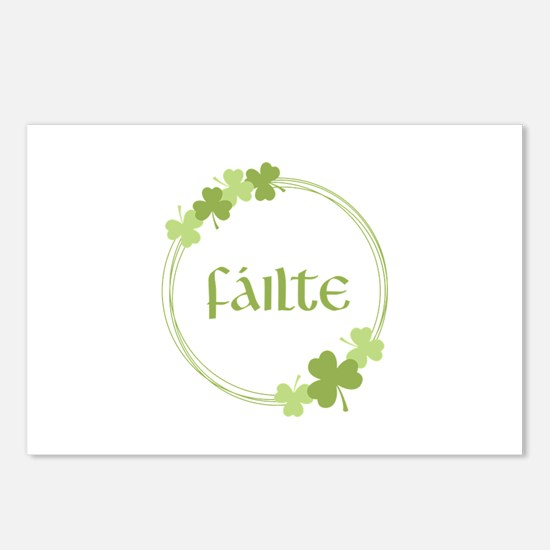 Failte Postcards (Package of 8)