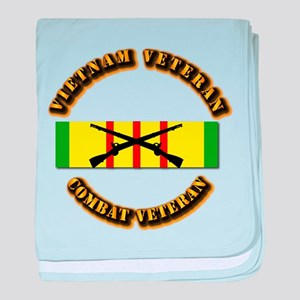Vietnam - Infantry baby blanket