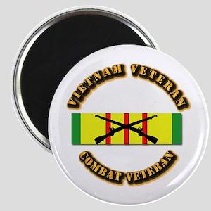 Vietnam - Infantry Magnet