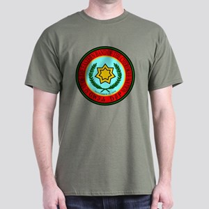 Eastern Band Of The Cherokee Seal Dark T-Shirt