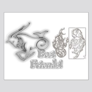 Best Friends Astrologically Pisces and Capricorn P