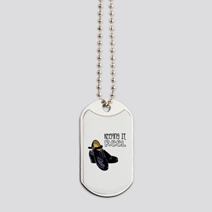 Keeping it Reel Dog Tags
