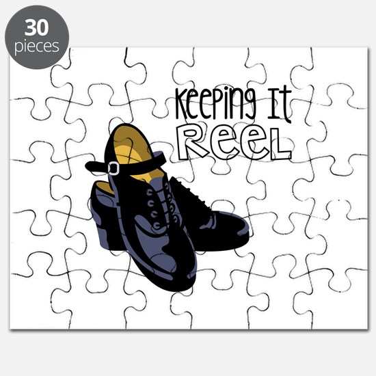 Keeping it Reel Puzzle