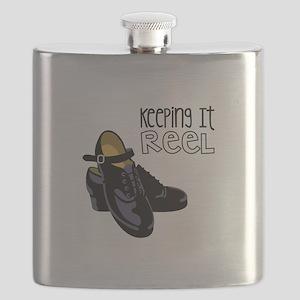 Keeping it Reel Flask