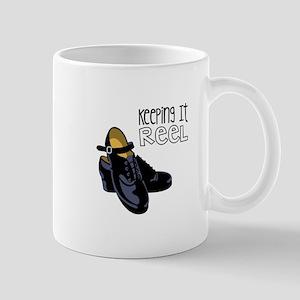 Keeping it Reel Mugs