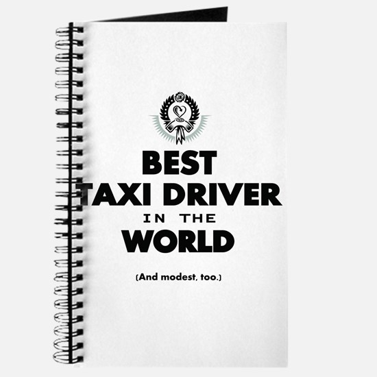 Best Taxi Driver in the World Journal