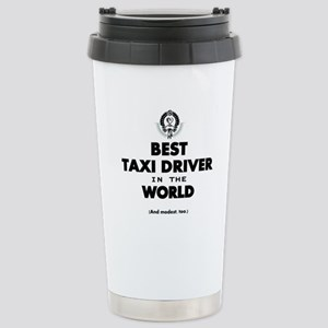 Best Taxi Driver in the World Travel Mug
