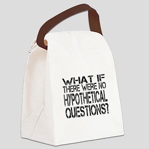 Hypothetical Canvas Lunch Bag