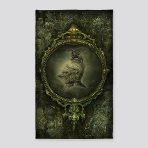 Knight Fantasy Area Rug