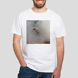 Burnout Pit Truck T-Shirt