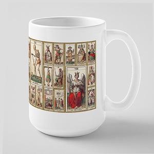Italian Tarot, Vintage Mugs