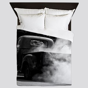 Smokin Truck Queen Duvet