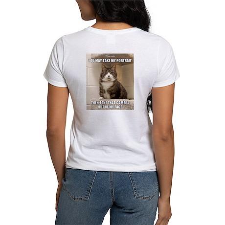 Shelter Cattitude Women's T-Shirt