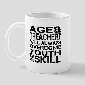 Treachery Mug