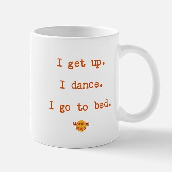 MM logo - I dance Mugs