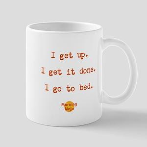 MM logo - I get it done Mugs