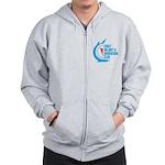 Club Zip Hoodie Sweatshirt