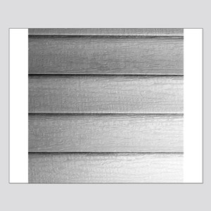 White faded horizontal panels Posters