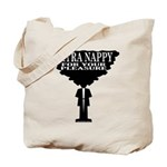 Extra Nappy Tote Bag
