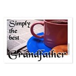 GRANDFATHER Postcards (Package of 8)