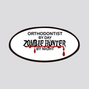Zombie Hunter - Orthodontist Patches