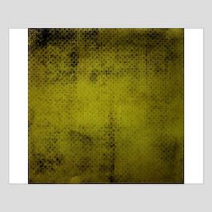 Yellow tiny polka dot texture Posters