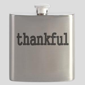 thankful Flask