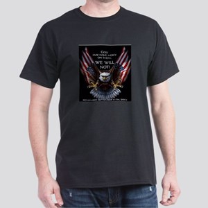 God May Have Mercy Dark T-Shirt