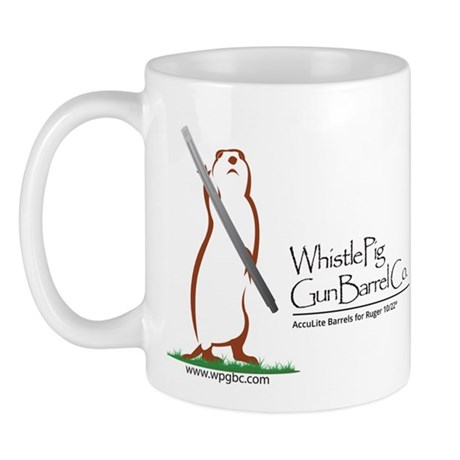 Whistlepig Gunbarrel Co. Mug