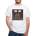 Caving Fun White T-Shirt