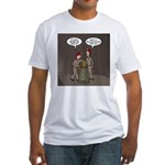 Caving Fun Fitted T-Shirt