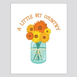 A Little Bit Country Posters
