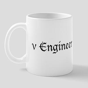 nu Engineer Mug