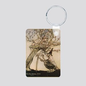 Rackham, the two sisters Keychains