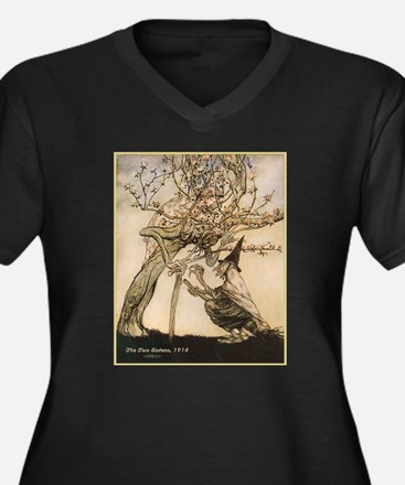 Rackham, the two sisters Plus Size T-Shirt