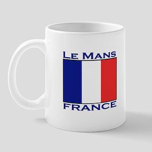 Le Mans, France Mug