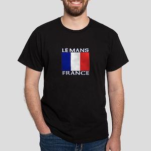 Le Mans, France Dark T-Shirt