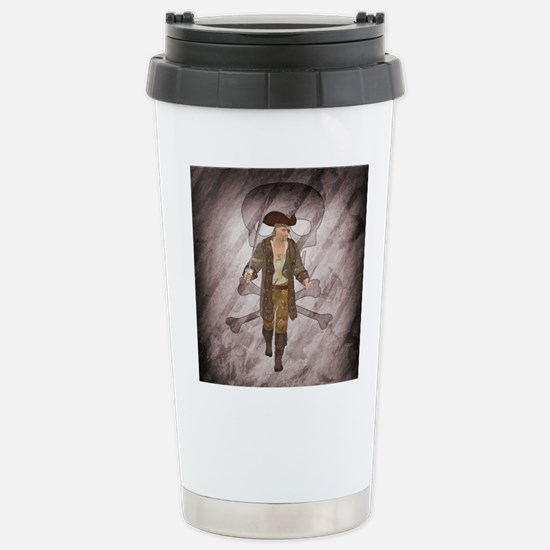 Pirate 2 Travel Mug