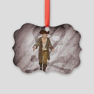 Pirate 2 Ornament