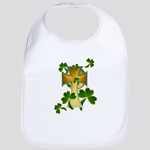 Happy St. Patrick's Day to you! Bib