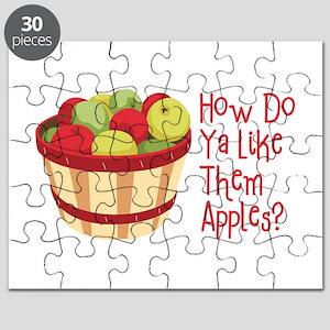 How Do Ya Like Them Apples? Puzzle