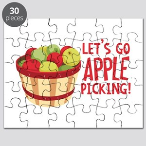 Lets Go Apple Picking! Puzzle