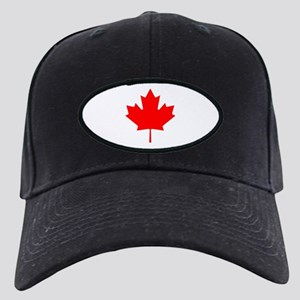 Canadian Maple Leaf Baseball Hat