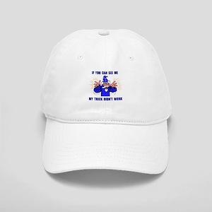 BLUE WIZARD Cap